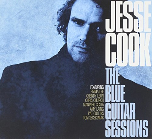 Jesse Cook Blue Guitar Sessions