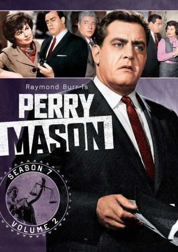 Perry Mason Perry Mason Vol. 2 Season 7 Perry Mason Vol. 2 Season 7