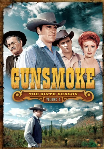 Gunsmoke Gunsmoke Vol. 2 Season 6 Gunsmoke Vol. 2 Season 6