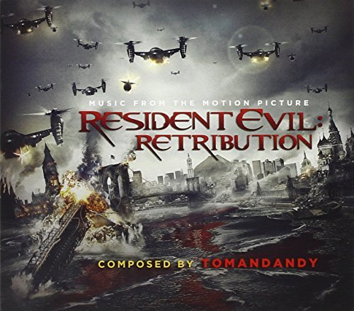 Resident Evil Retribution Soundtrack