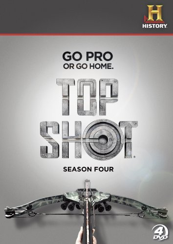 Top Shot Top Shot Season 4 Made On Demand Pg 4 DVD
