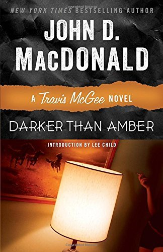John D. Macdonald Darker Than Amber