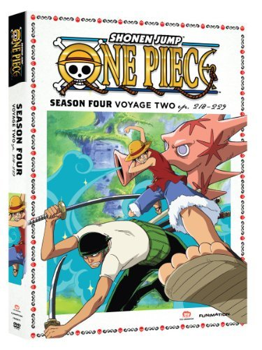 One Piece Season 4 Voyage Two Tv14