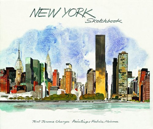 Jerome Charyn New York Sketchbook