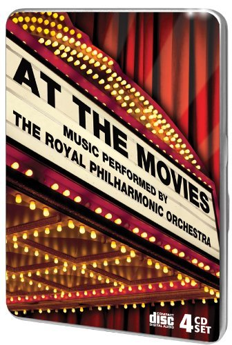 Royal Philharmonic Orchestra Spectacular Movie Themes Collector's Tin