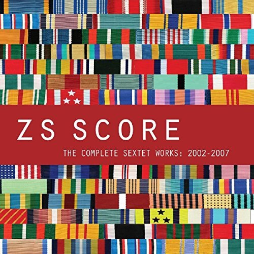 Zs Score The Complete Sextet Wor 10 Panel Digipak