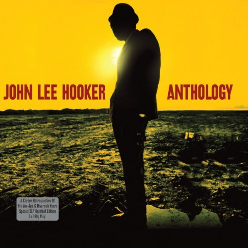 John Lee Hooker Anthology Import Gbr 2 Lp