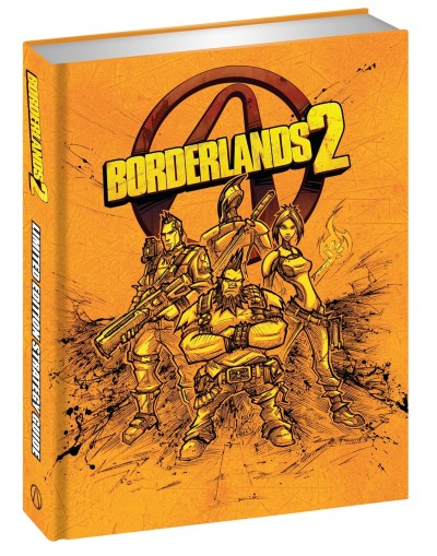 Brady Games Borderlands 2 Strategy Guide