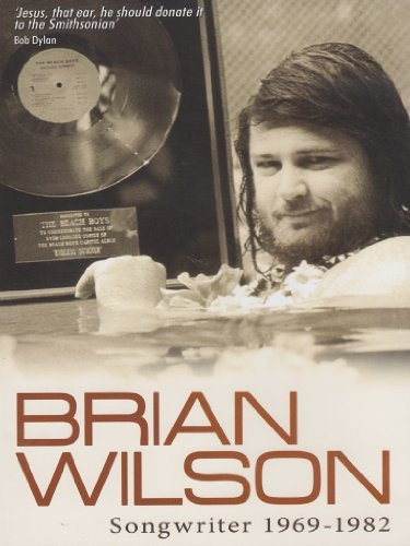 Wilson Brian Songwriter 1969 1982 Nr