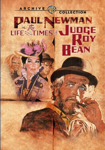 Life & Times Of Judge Roy Bean Newman Bisset Hunter DVD R Ws Pg