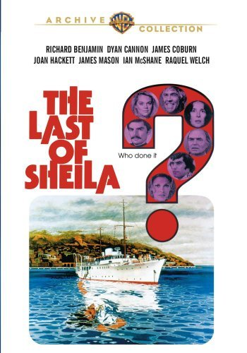 Last Of Sheila (1973) Benjamin Cannon Coburn Made On Demand Pg