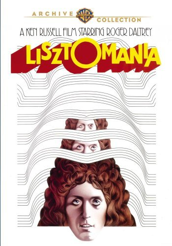 Lisztomania (1975) Starr Daltrey DVD Mod This Item Is Made On Demand Could Take 2 3 Weeks For Delivery