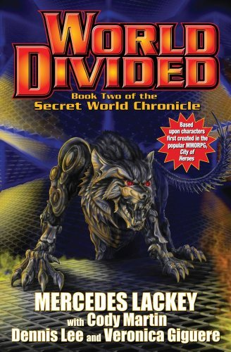 Mercedes Lackey World Divided