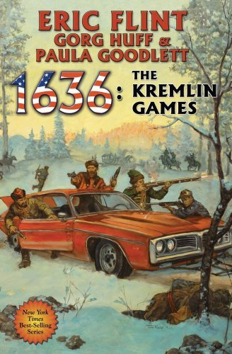 Eric Flint 1636 The Kremlin Games
