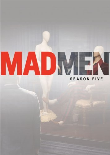 Mad Men Season 5 DVD Nr Ws