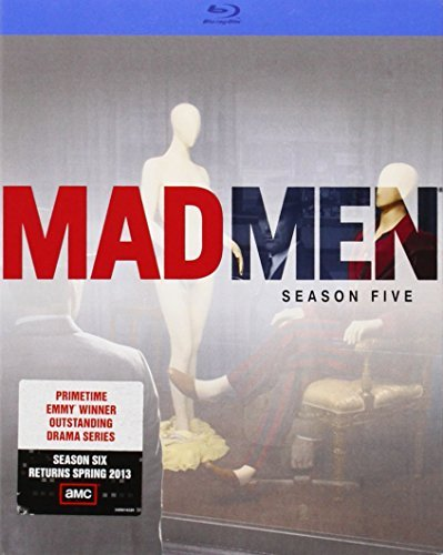 Mad Men Season 5 Blu Ray Nr Ws