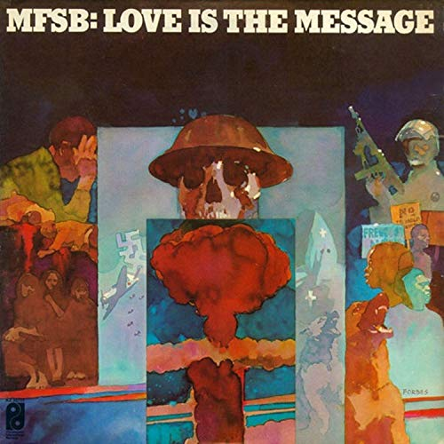 Mfsb Love Is The Message Expanded Import Gbr