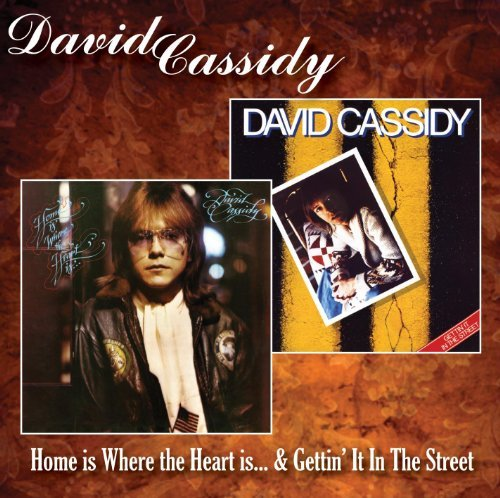 David Cassidy Home Is Where The Heart Is Ge Import Gbr