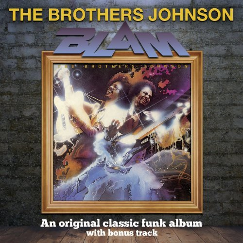 Brothers Johnson Blam! Expanded Edition Import Gbr