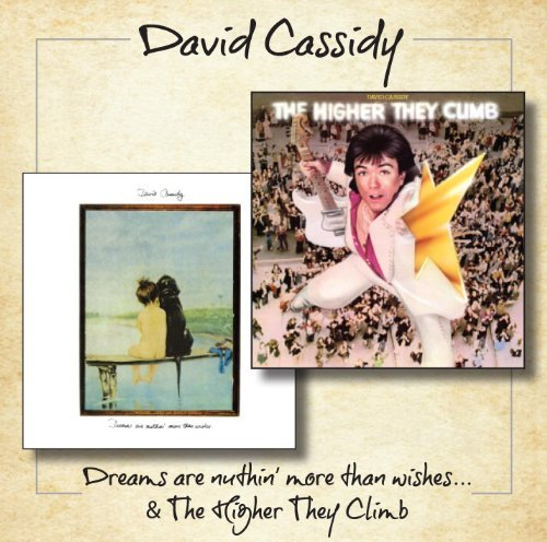 David Cassidy Dreams Are Nuthin More Than Wi Import Gbr