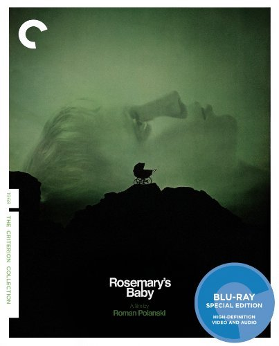 Rosemary's Baby Farrow Cassavetes Gordon Blu Ray Ws R Criterion Collection