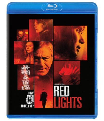 Red Lights Weaver Murphy De Niro Blu Ray Ws R