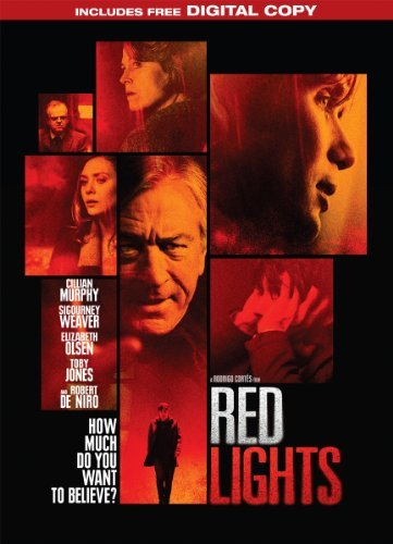 Red Lights Weaver Murphy De Niro R Incl. Dc