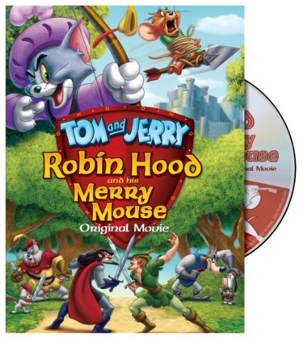 Robin Hood & His Merry Mouse Tom & Jerry Nr