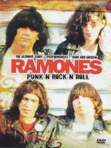 Ramones Punk N Rock N Roll Nr