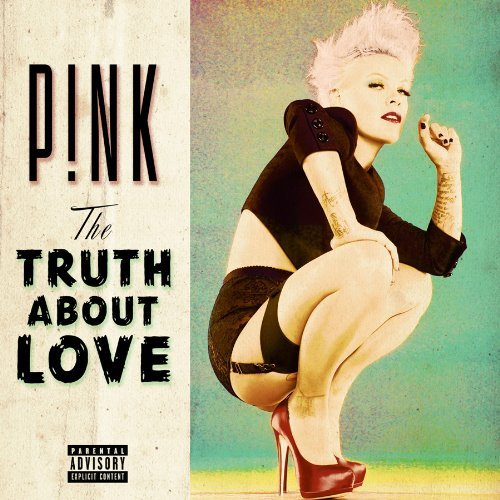 Pink Truth About Love Explicit Version 2 Lp