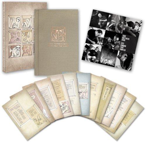 Dave Matthews Band Away From The World Super Deluxe Ed. Lmtd Ed. Incl. DVD