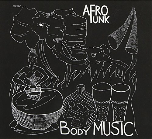 Afro Funk Body Music