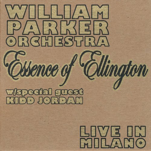 William Orchestra Parker Essence Of Ellington Live In 2 Lp