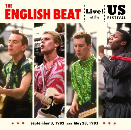 English Beat Live At The Us Festival '82 & 2 CD