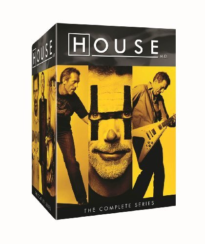 House Complete Series DVD 41 Discs