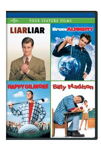 Liar Liar Bruce Almighty Happy Liar Liar Bruce Almighty Happy Aws Pg13 4 DVD