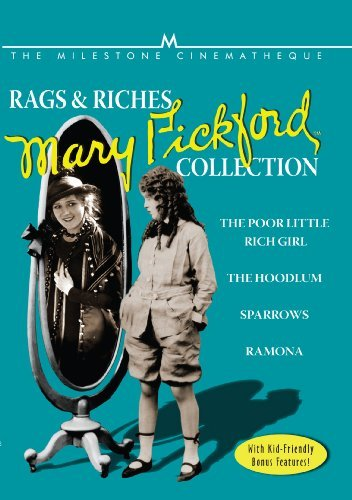 Mary Pickford Rags & Riches C Pickford Mary Nr
