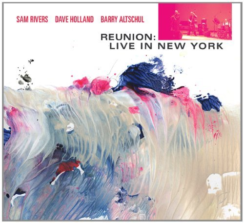 Sam Rivers Reunion Live In New York 2 CD