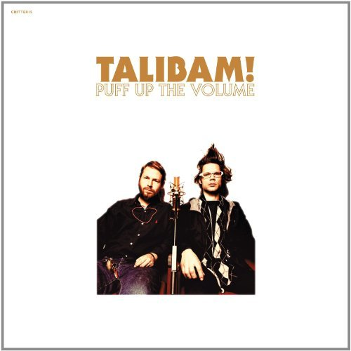 Talibam! Puff Up The Volume