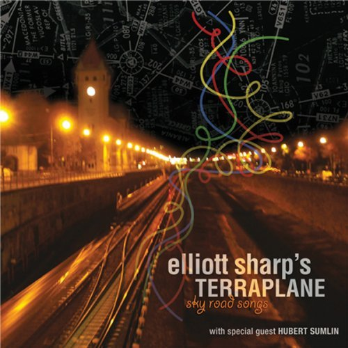 Elliott & Terraplane Sharp Sky Road Songs Digipak