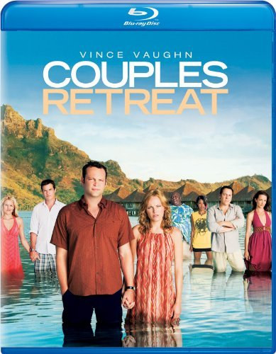 Couples Retreat Vaughn Bateman Favreau Bell Blu Ray Pg13