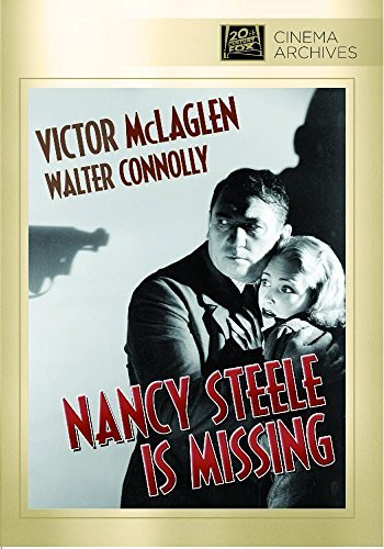 Nancy Steele Is Missing Mclaglen Connolly Carradine Lo Made On Demand Nr