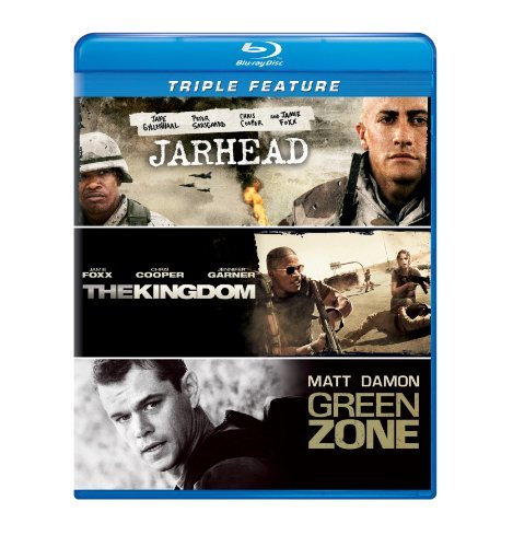 Jarhead Kingdom Green Zone Jarhead Kingdom Green Zone Blu Ray Ws R 3 Br