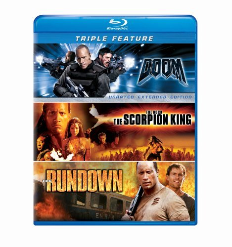 Doom Scorpion King Rundown Doom Scorpion King Rundown Blu Ray Ws Pg13 3 Br