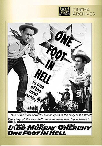 One Foot In Hell Ladd Murray O'herlihy Made On Demand Nr
