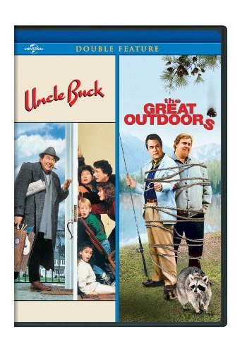 Uncle Buck Great Outdoors Universal Double Feature Aws Universal Double Feature