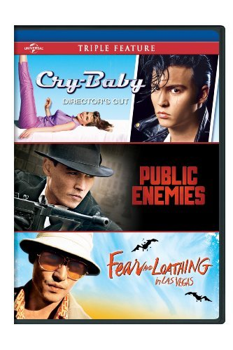 Cry Baby Public Enemies Fear & Cry Baby Public Enemies Fear & Aws R 3 DVD