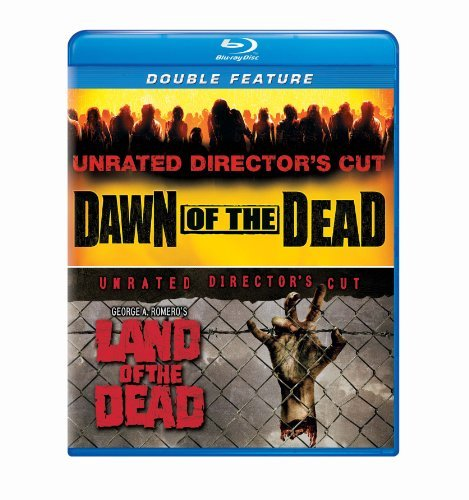 Dawn Of The Dead Land Of The Dead Dawn Of The Dead Land Of The Dead Blu Ray Ws Nr 2 Br