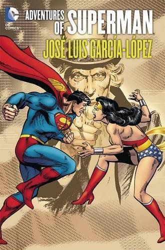 Various Adventures Of Superman Jose Luis Garcia Lopez