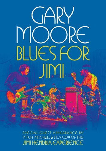 Gary Moore Gary Moore Blues For Jimi Li Nr